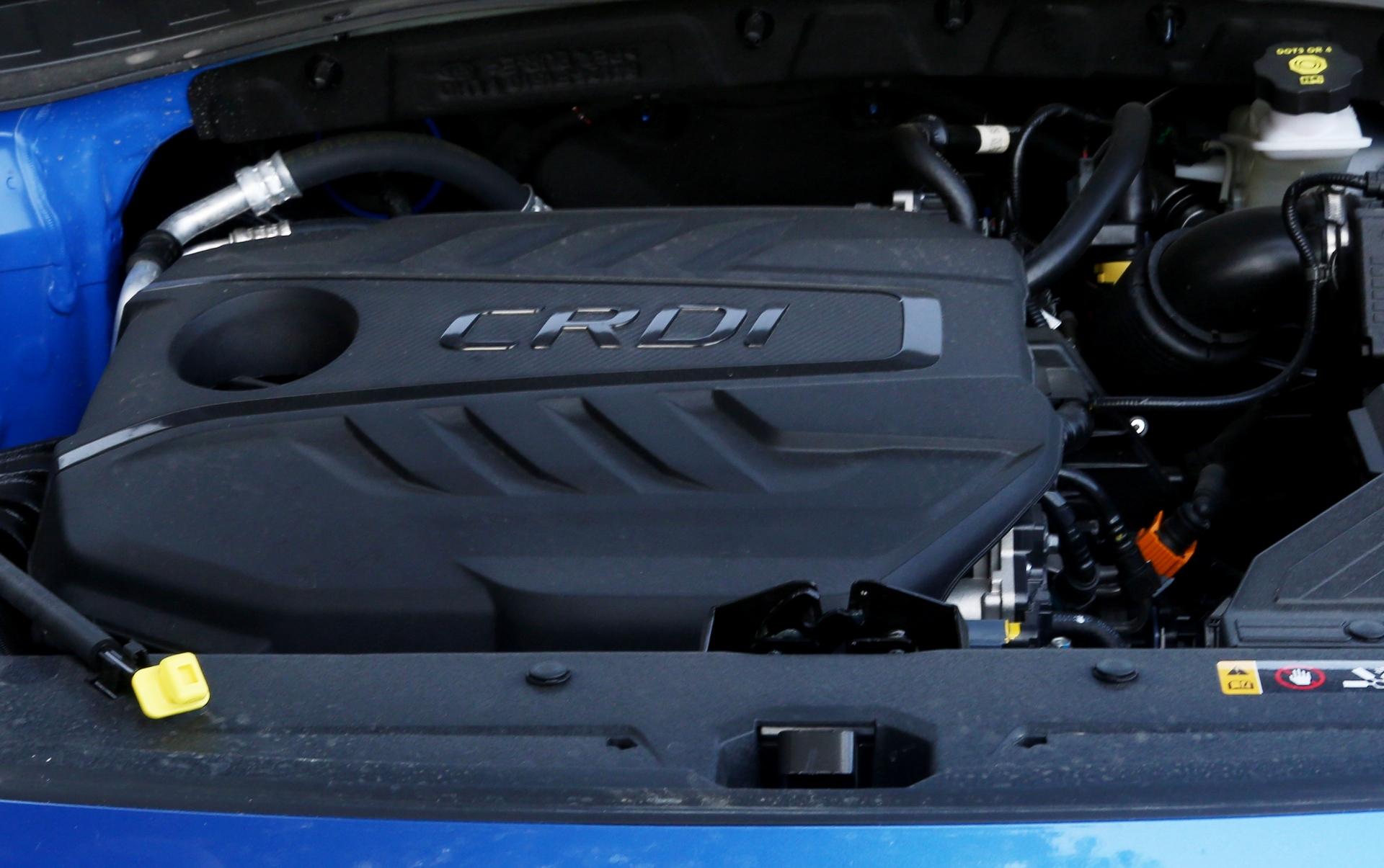 Kia Sportage 1.6D 136 PS 4WD DCT 48V Hybrid