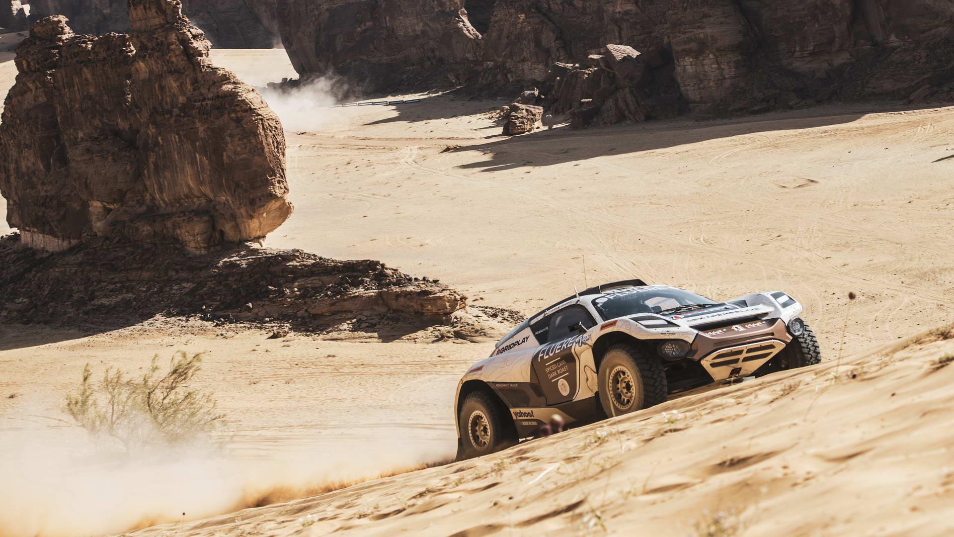 Desert X Prix - Andretti United