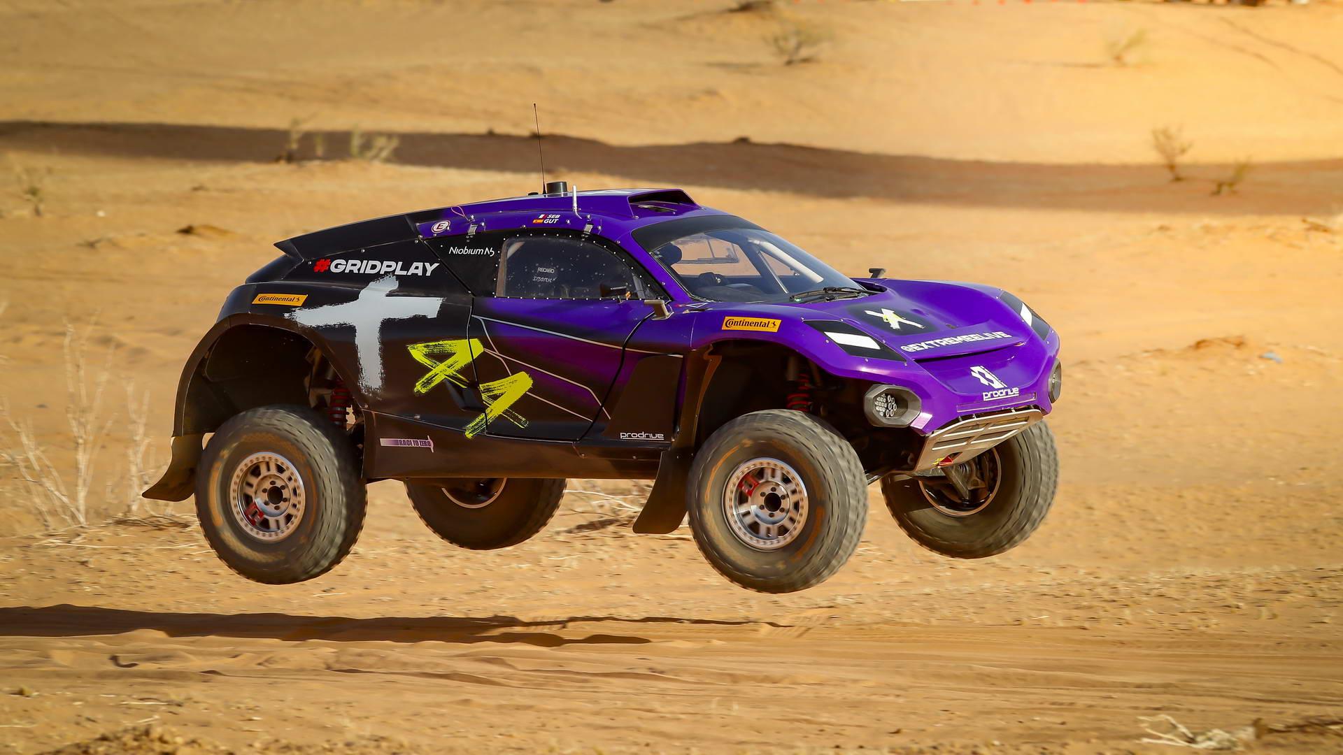 Desert X Prix - X44