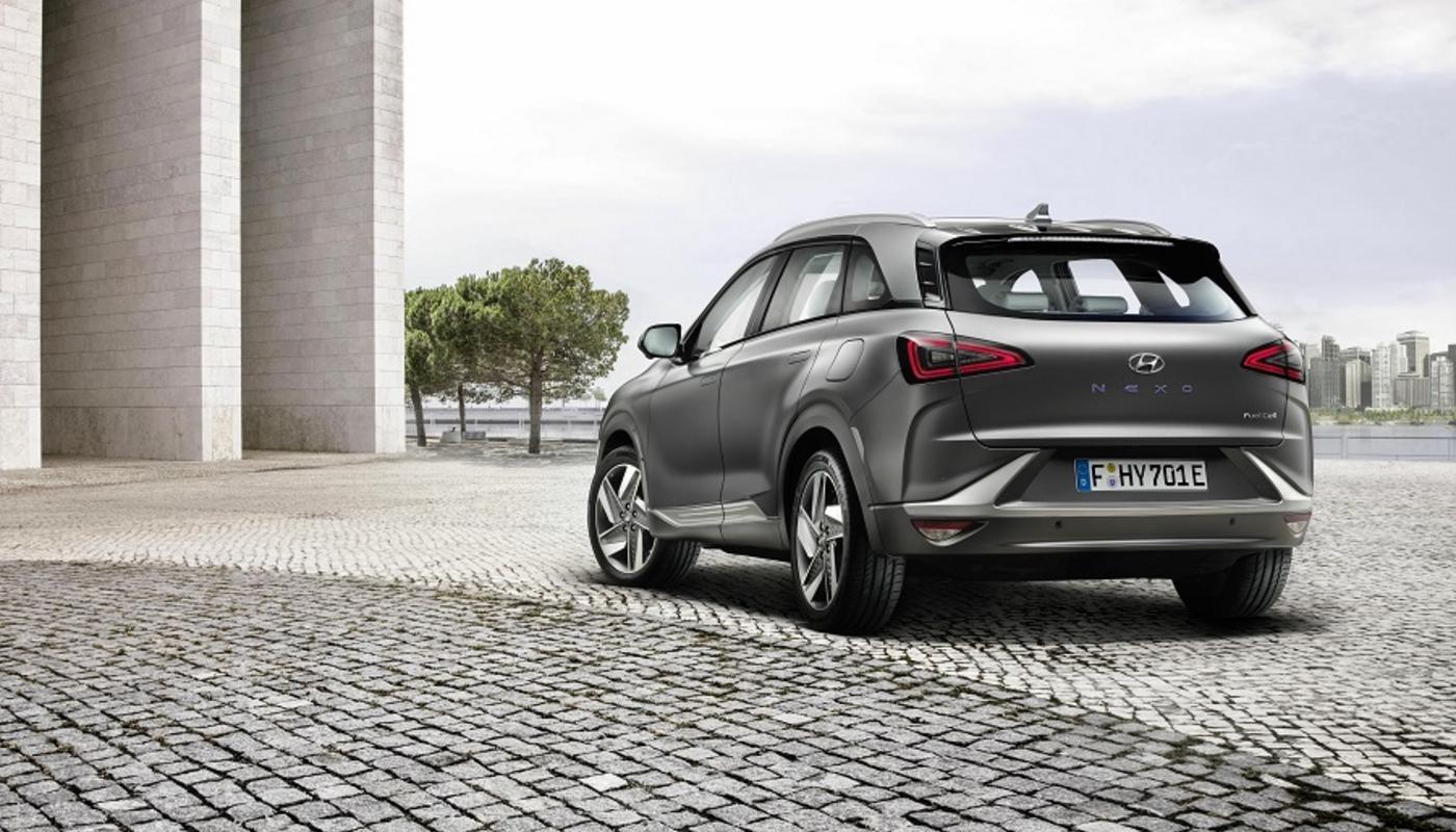 Η Hyundai ξεκινά τις πωλήσεις του ηλεκτρικού NEXO κυψελών ...