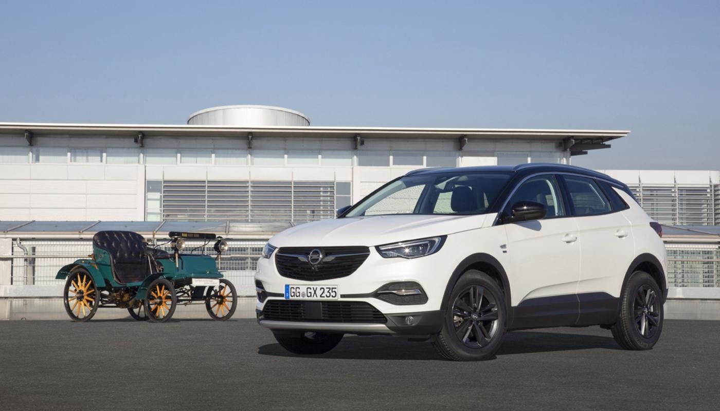 Opel: Επετειακές εκδόσεις «120 Edition» - 4troxoi.gr
