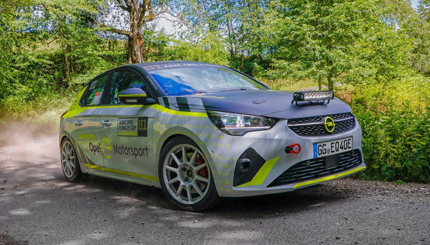Opel Corsa-e Rally:Η εξέλιξη με έμφαση στην ασφάλεια ...