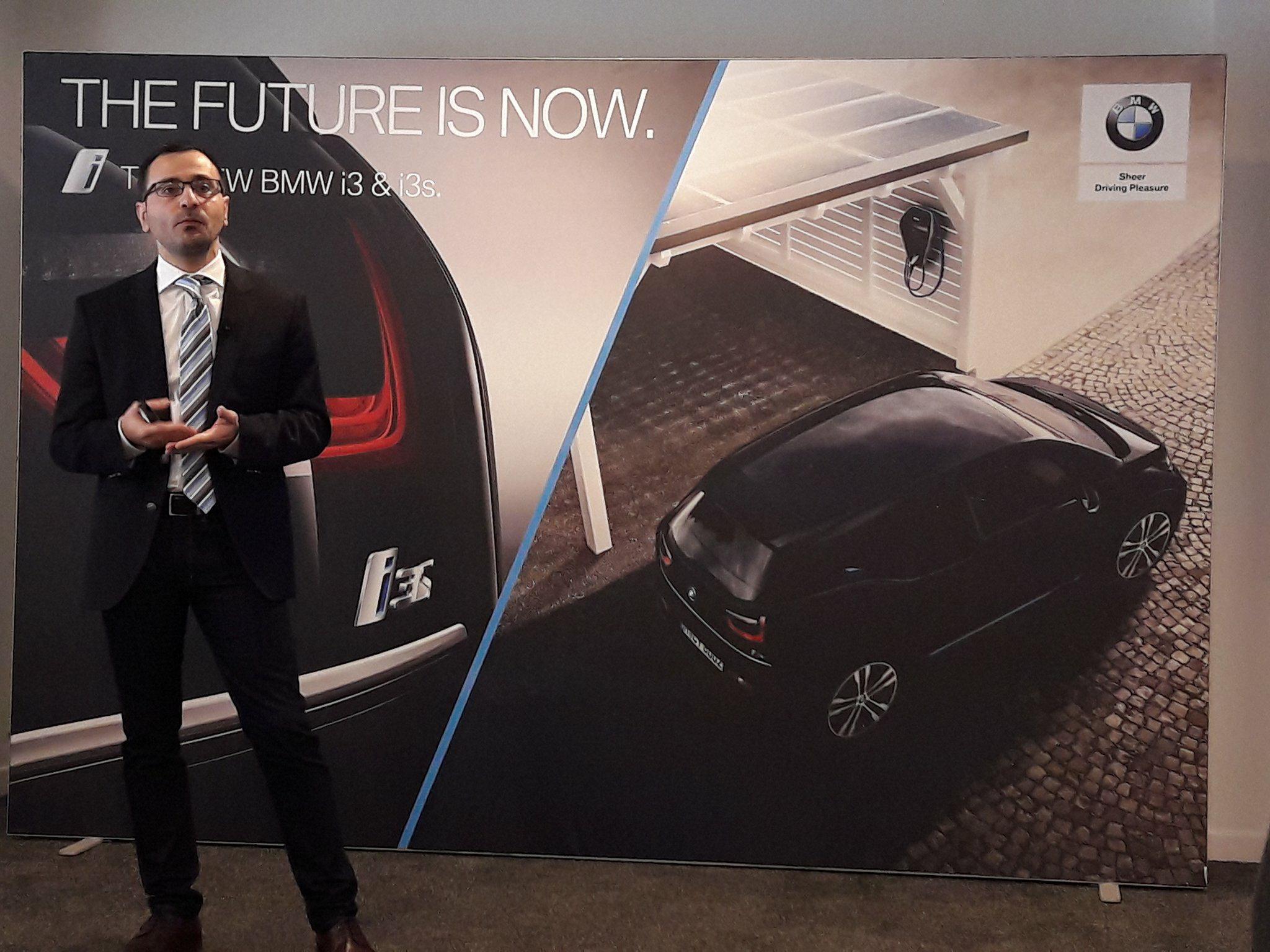 Αντώνης Αδάναλης, επικεφαλής BMW i στην Ελλάδα