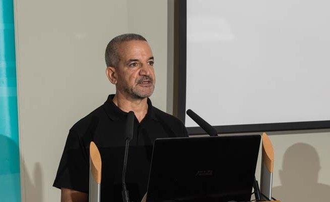 Ο κ.Τάκης Θεοχαράκης στη δημοσιογραφική παρουσίαση του νέου Nissan Leaf