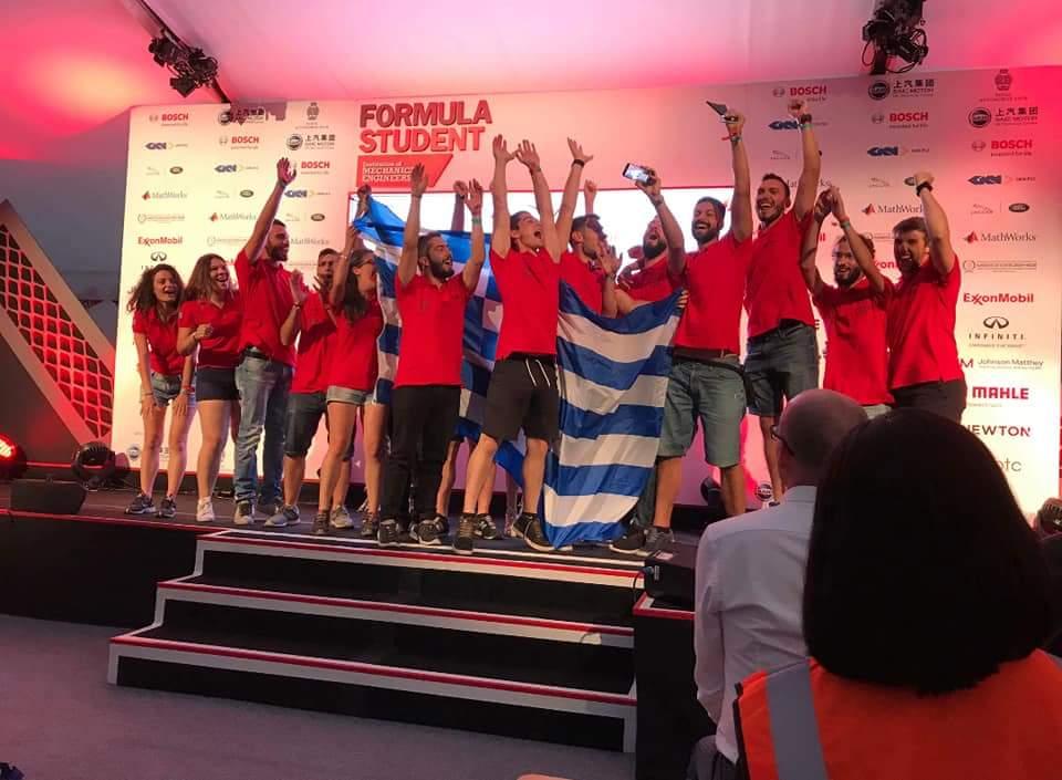 Centaurus Racing Team