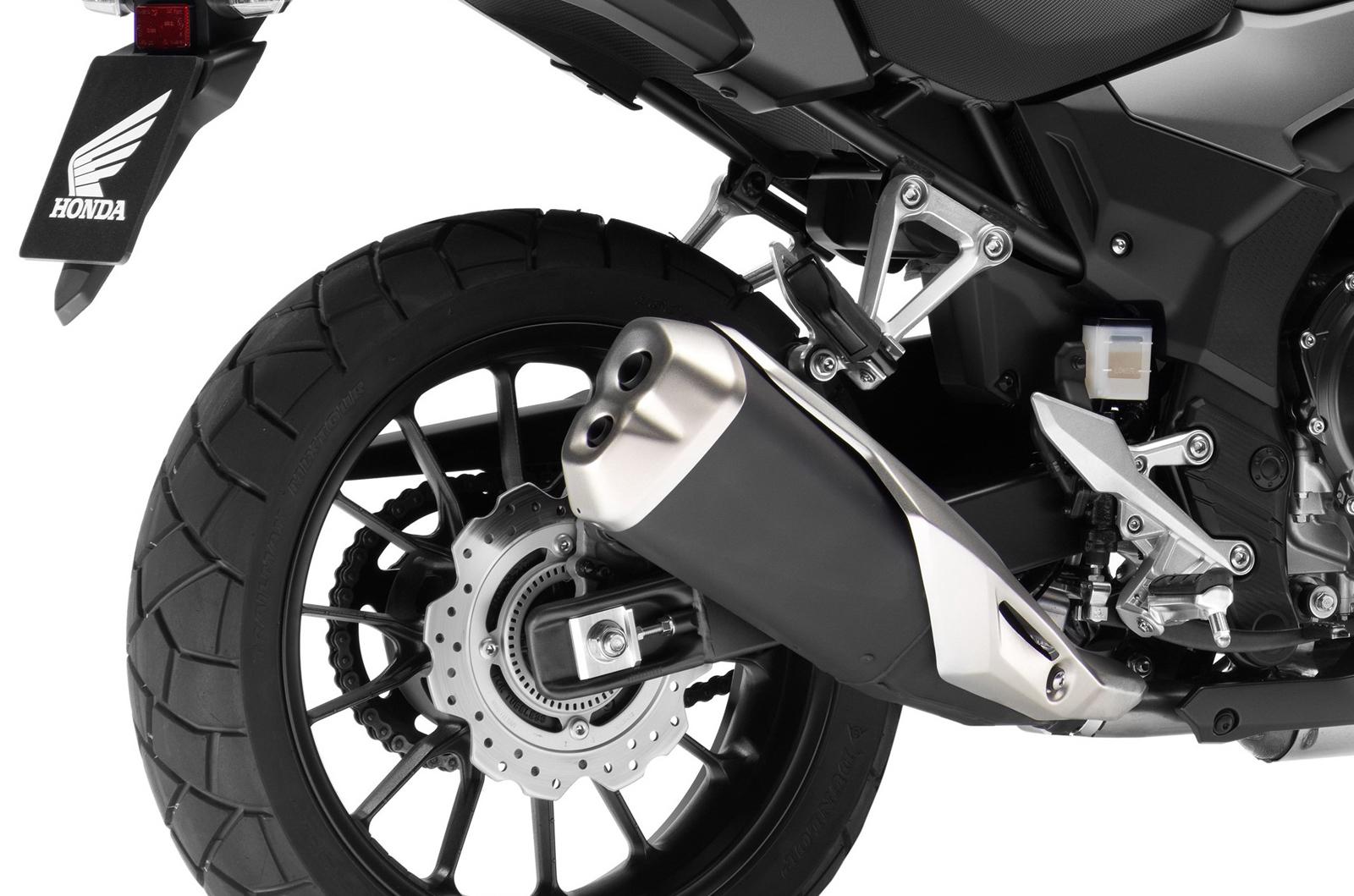 Honda Cb 500 X 2019 : honda cb500x 2019 video ~ Nature-et-papiers.com Idées de Décoration