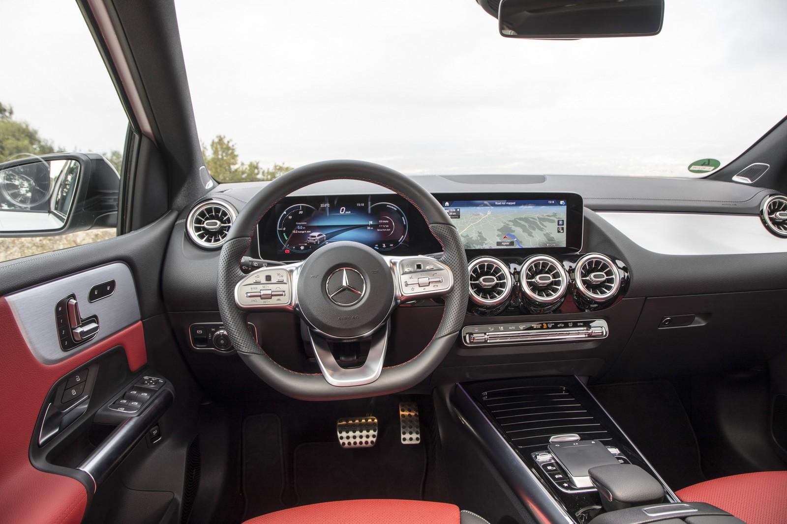 Mercedes B-Class