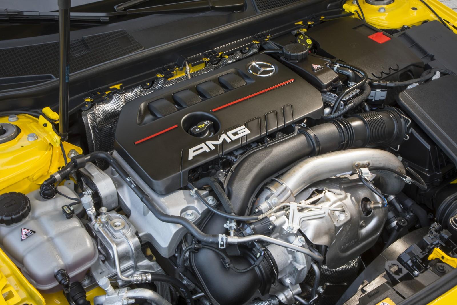 Mercedes-AMG A 35