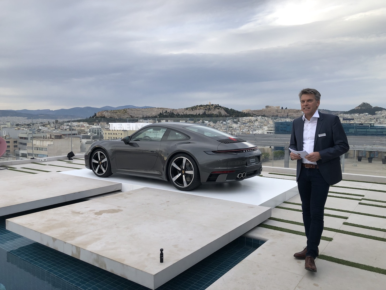 Matthias Hofstetter, Director Powertrain για τις Porsche 911 & 718