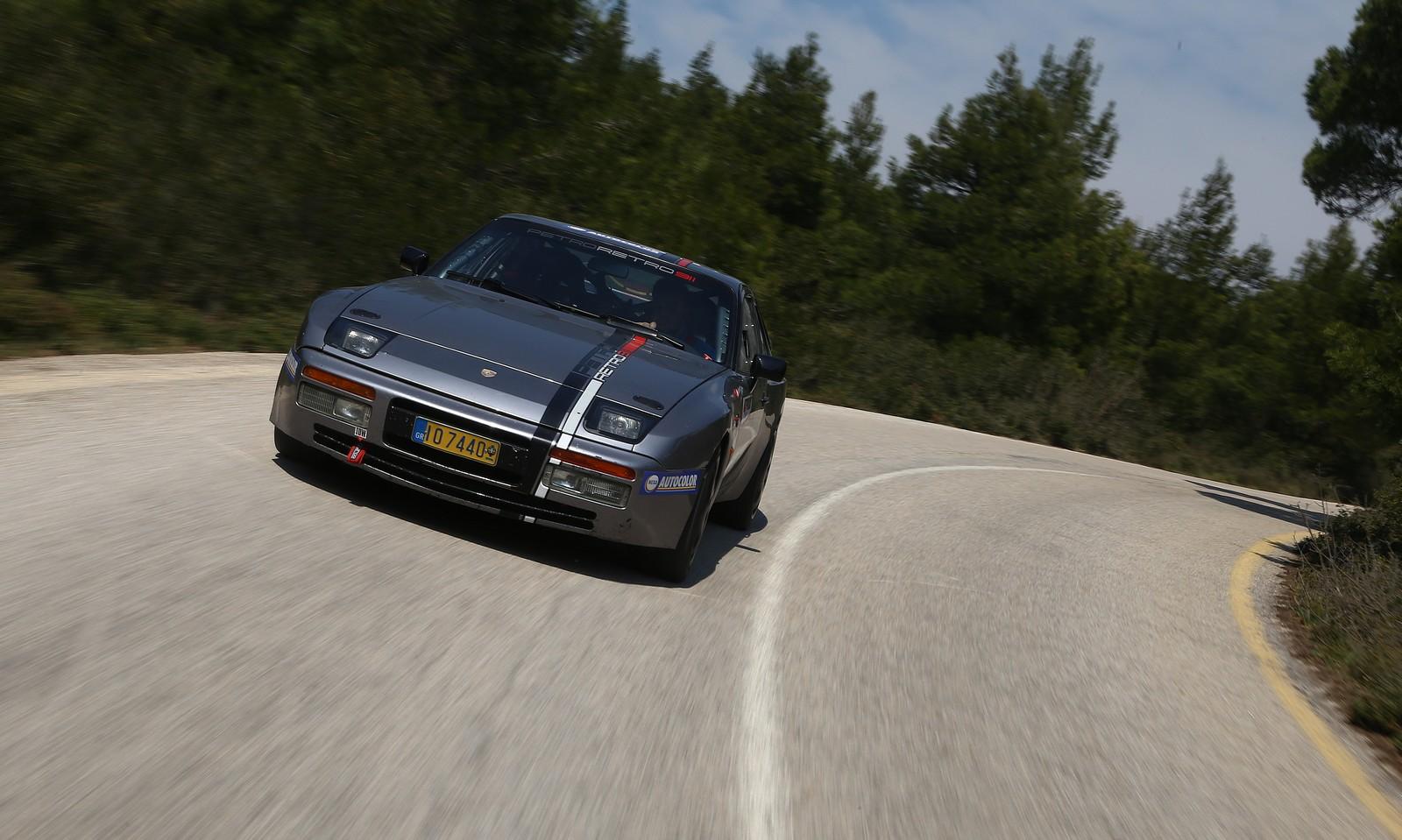 Porsche 844 Turbo