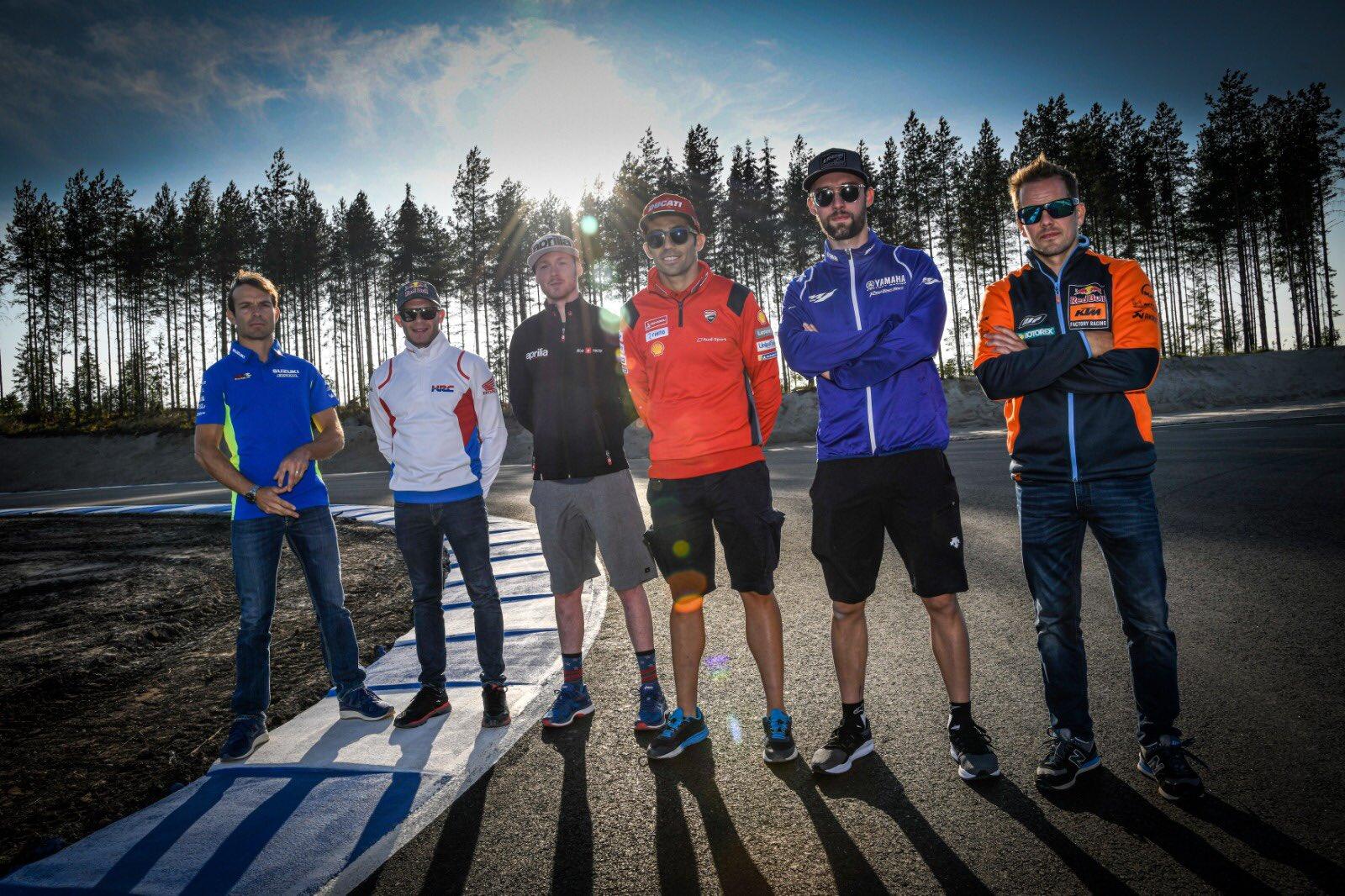 KymiRing - MotoGP