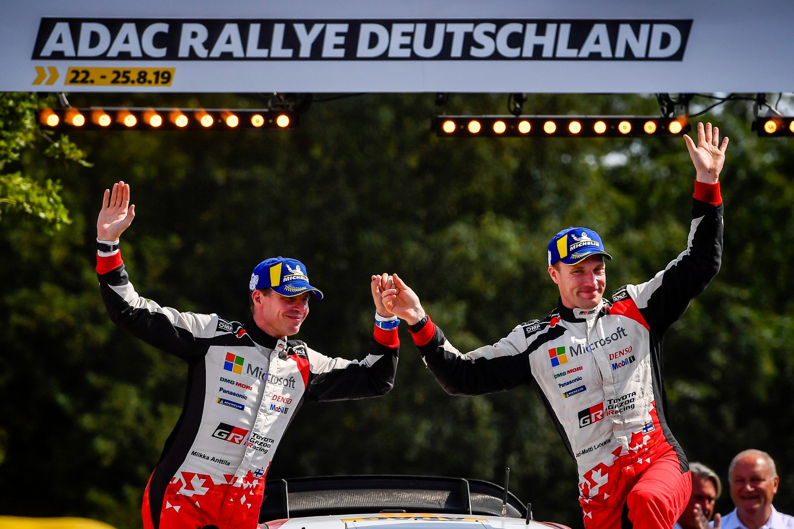 WRC Germany Analyze