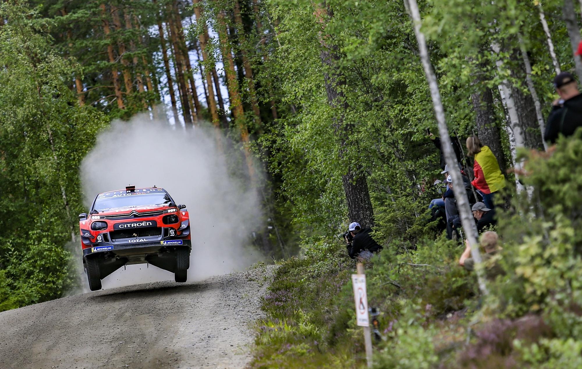 WRC FINLAND