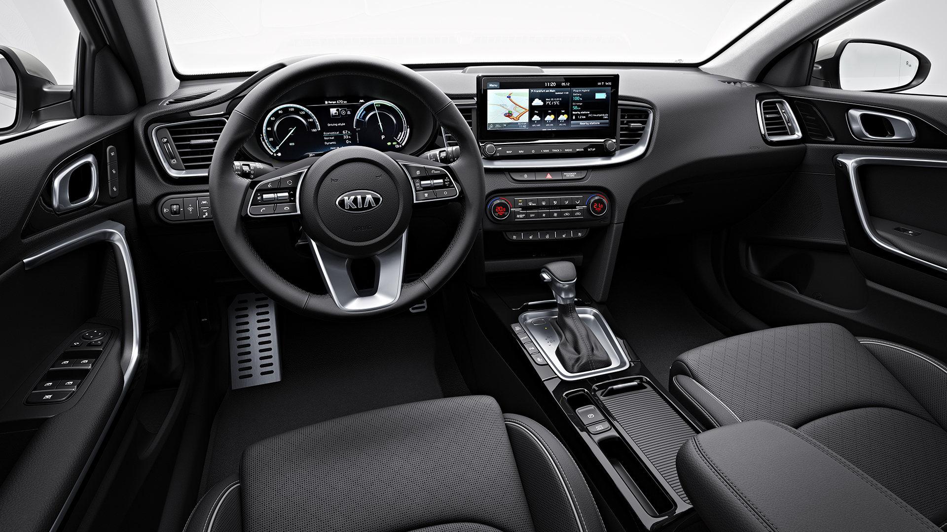 Kia Ceed Sportwagon Plug-in Hybrid