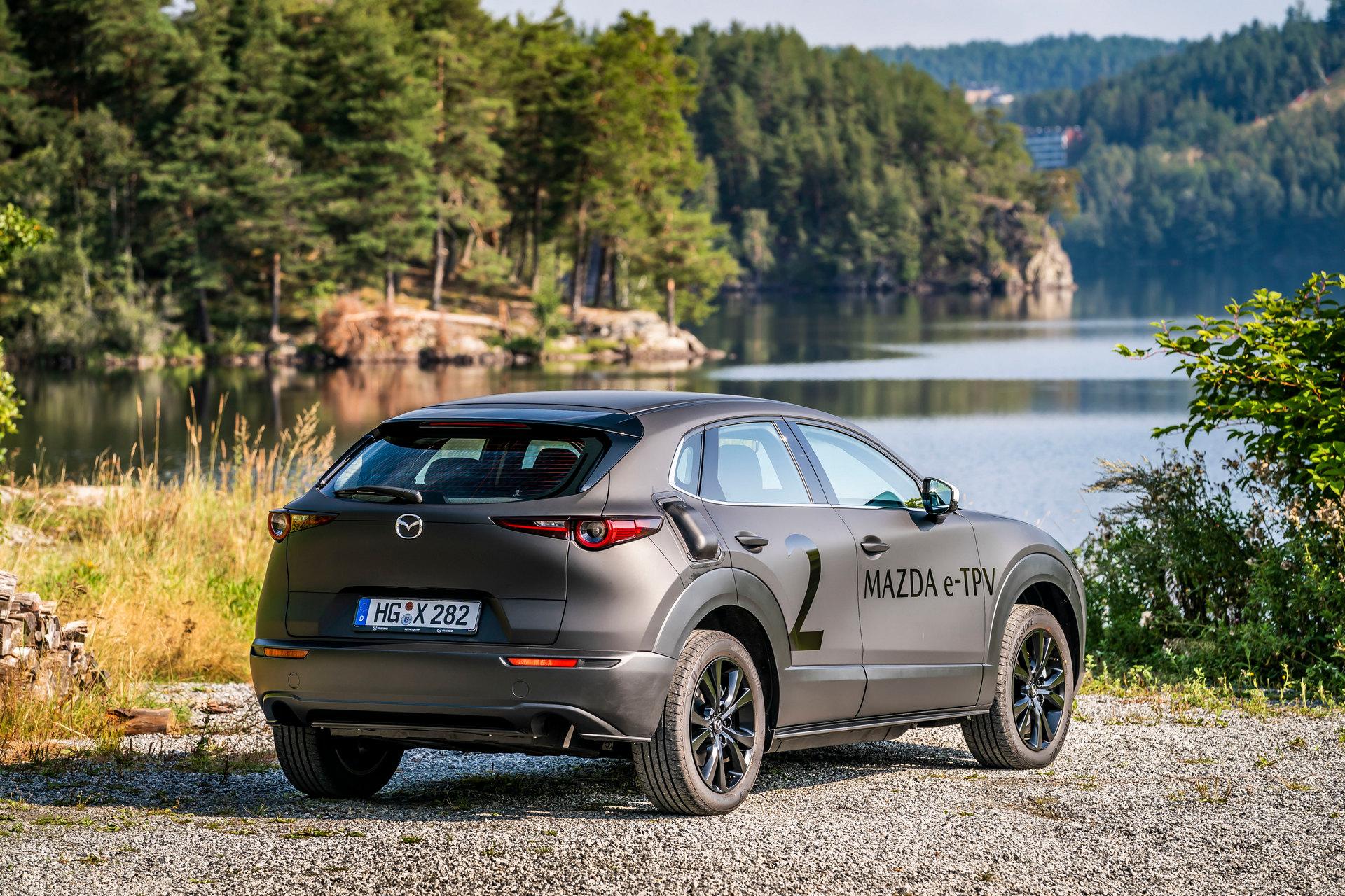 Mazda e-TPV