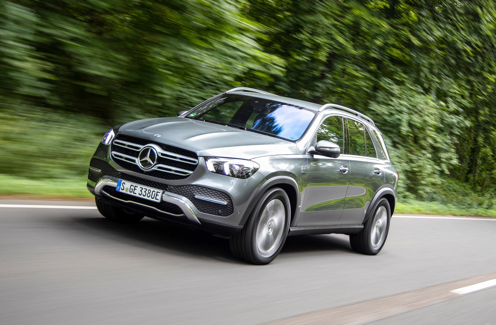 Mercedes GLE 350 de 4Matic