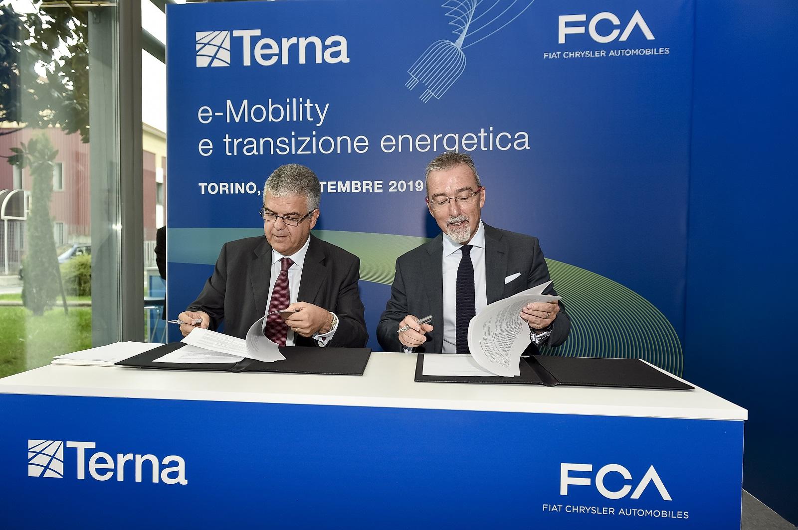 FCA Terna