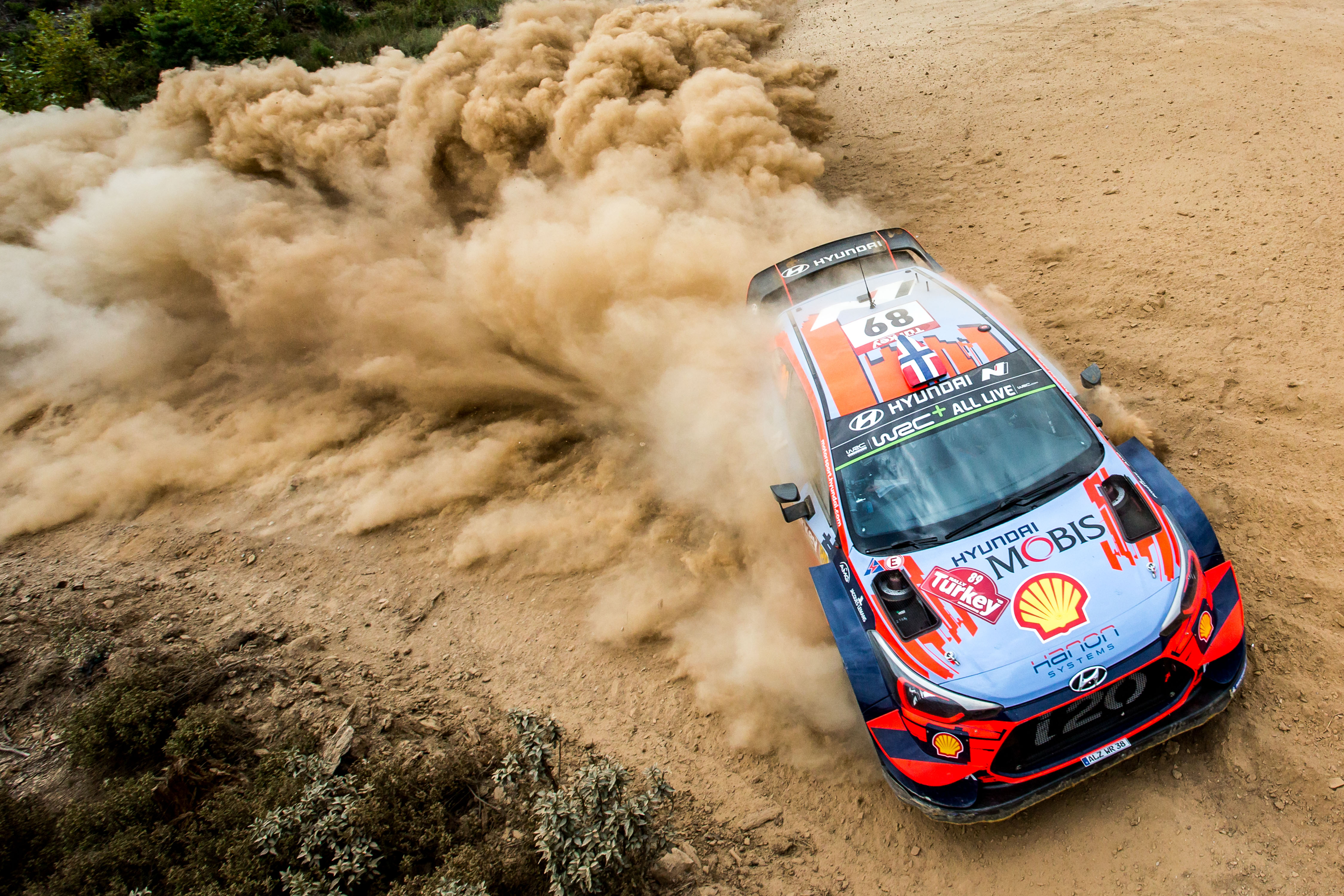WRC TURKEY