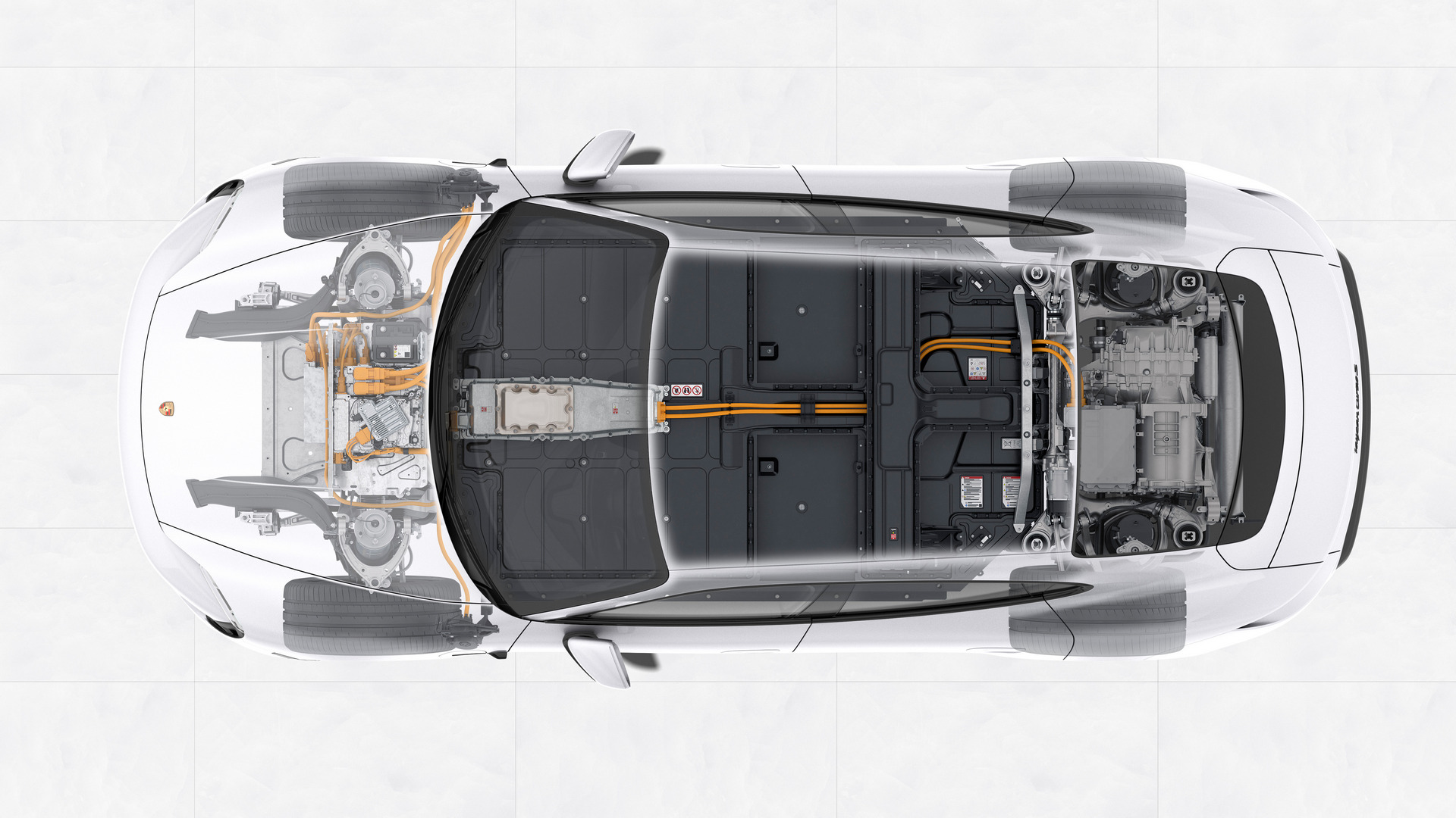 Porsche Taycan Zuffenhausen