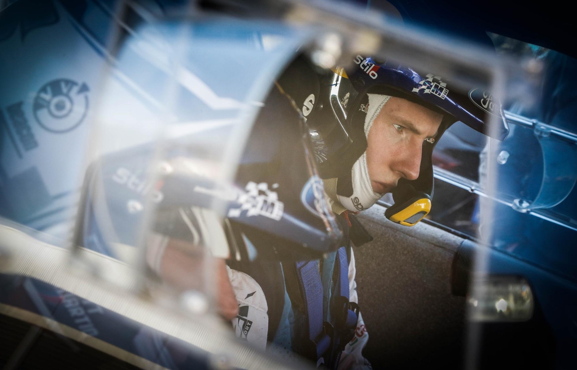 WRC Great Britain