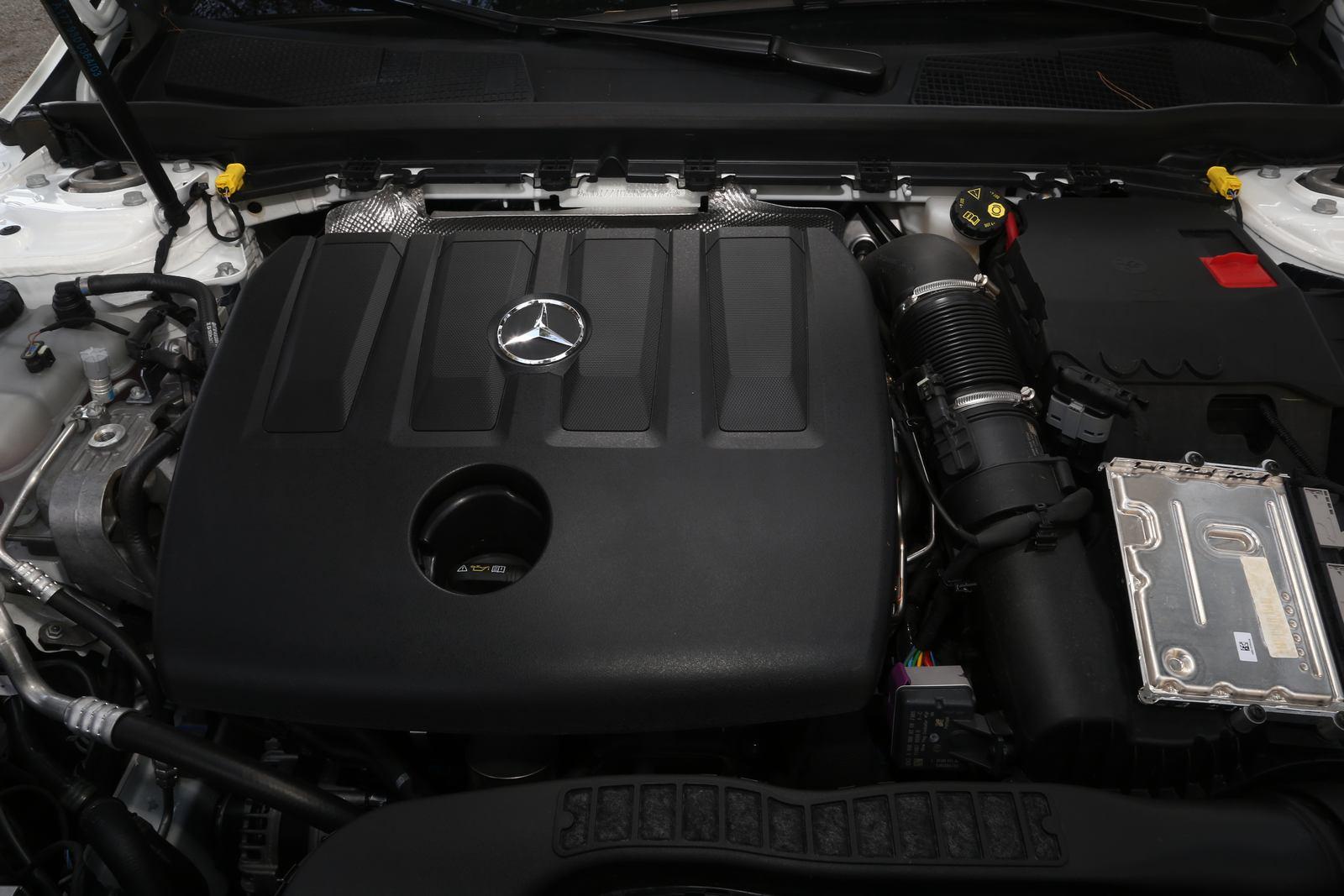 Mercedes A 180d Sedan