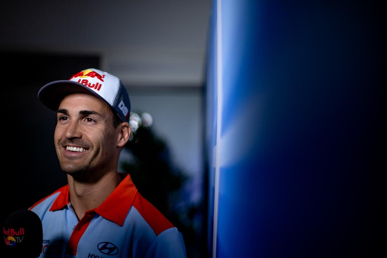 WRC Rally Spain