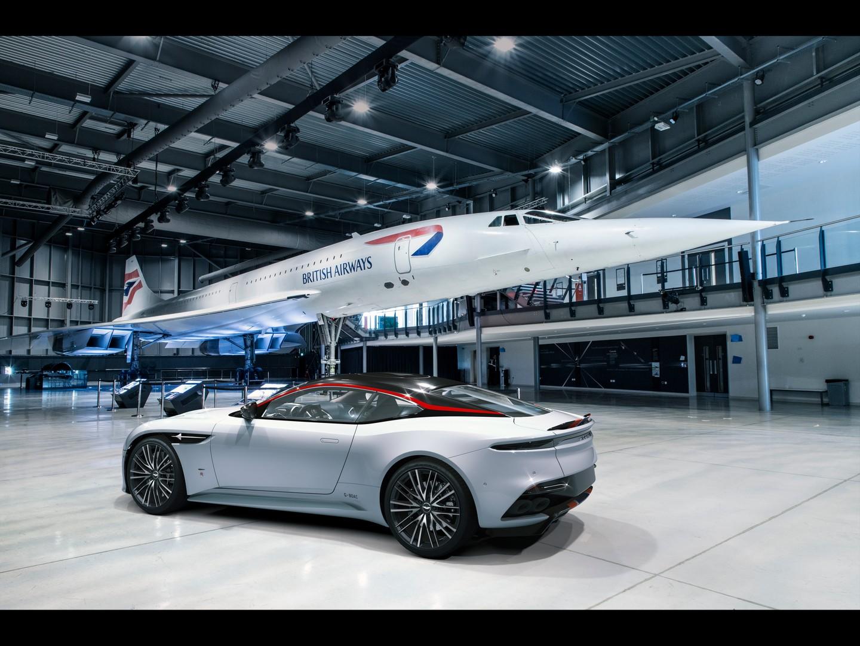 Aston Martin Superleggera Concorde