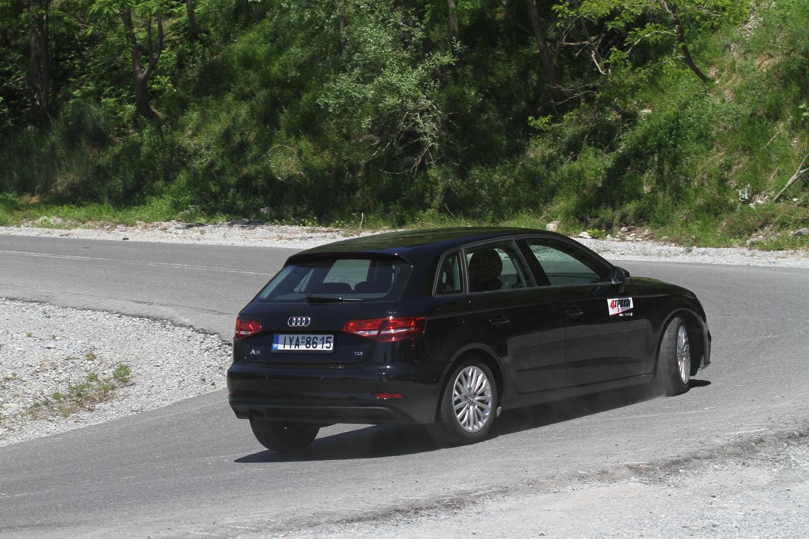 Audi A3 - Ford Focus - Mazda 3