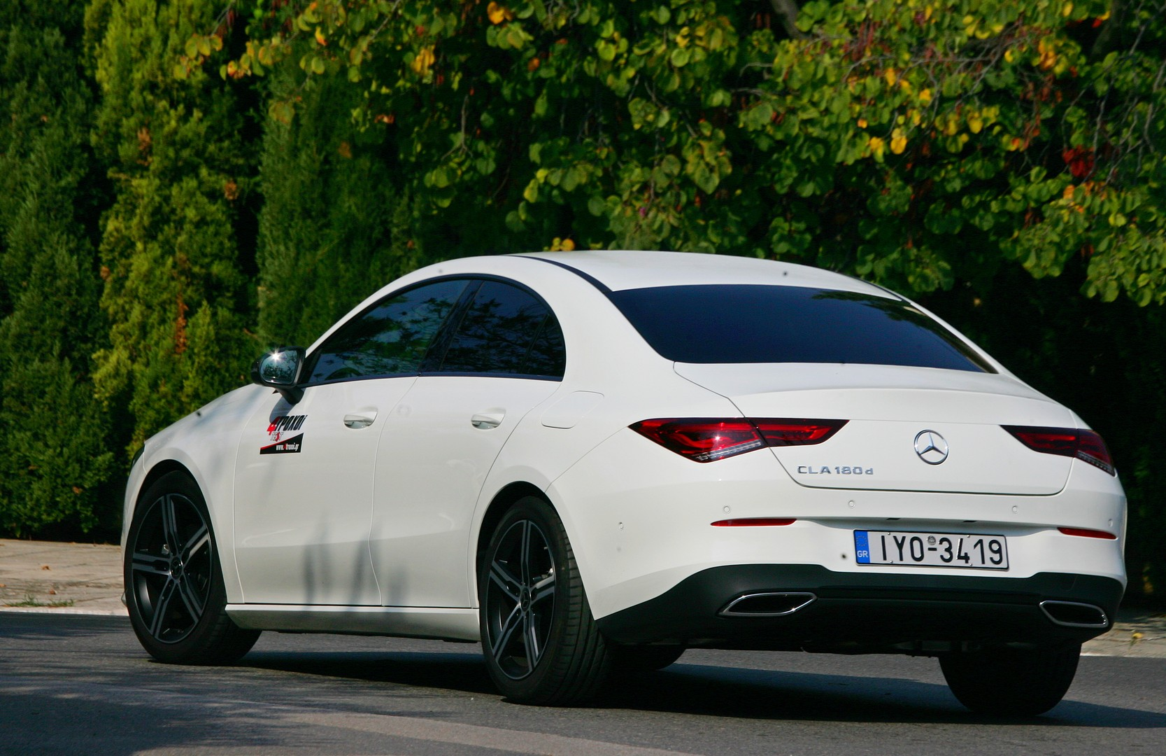 Mercedes CLA 180 d