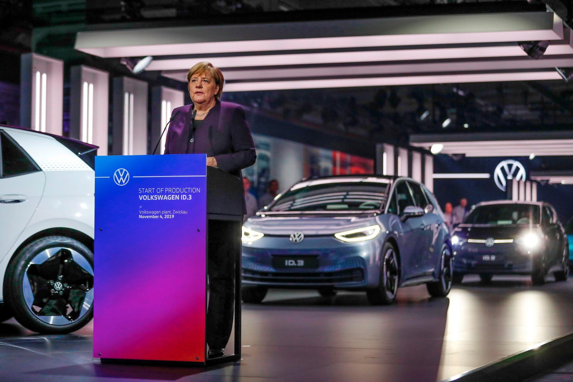 VW ID.3 - Zwickau