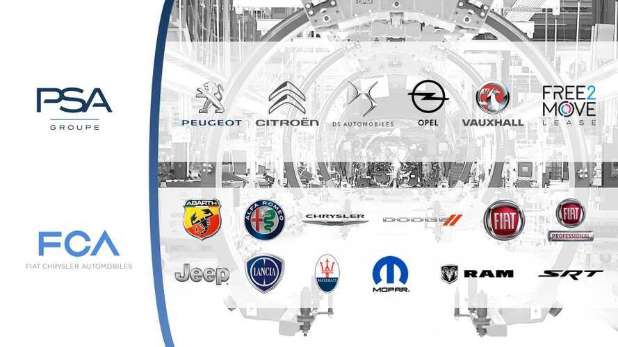 Groupe PSA - FCA