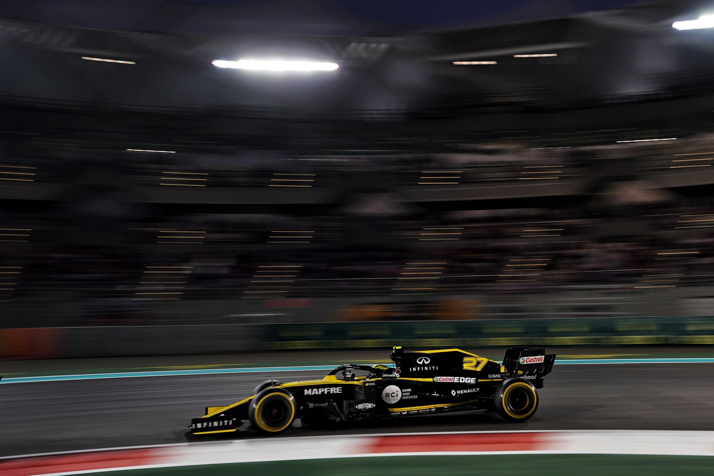 Η Renault έχει ενεργό εργοστασιακή εμπλοκή στη Formula 1
