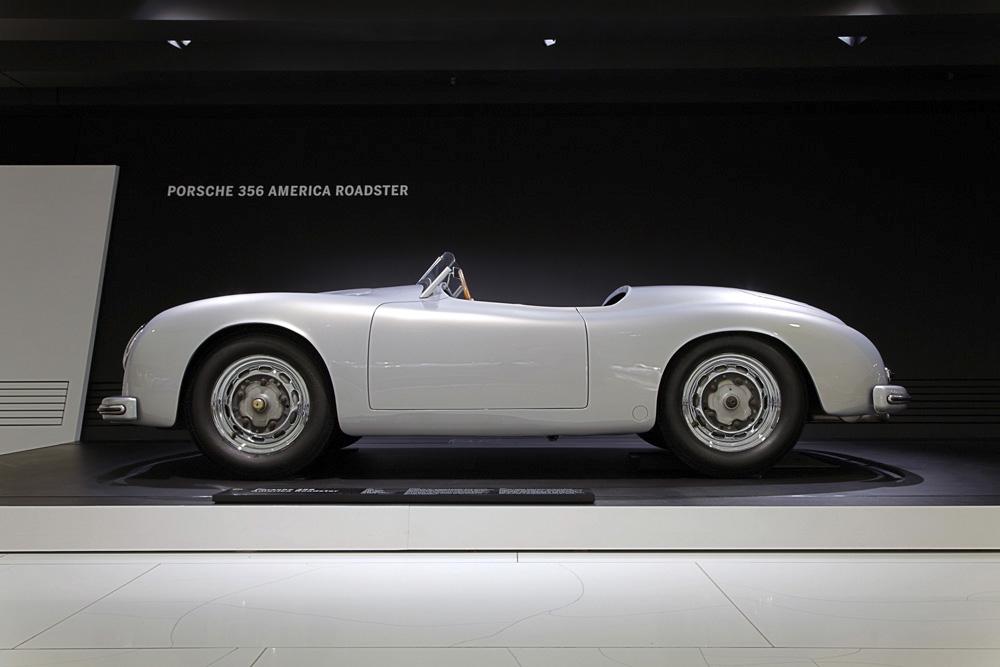 Porsche 356 1500 America Roadster