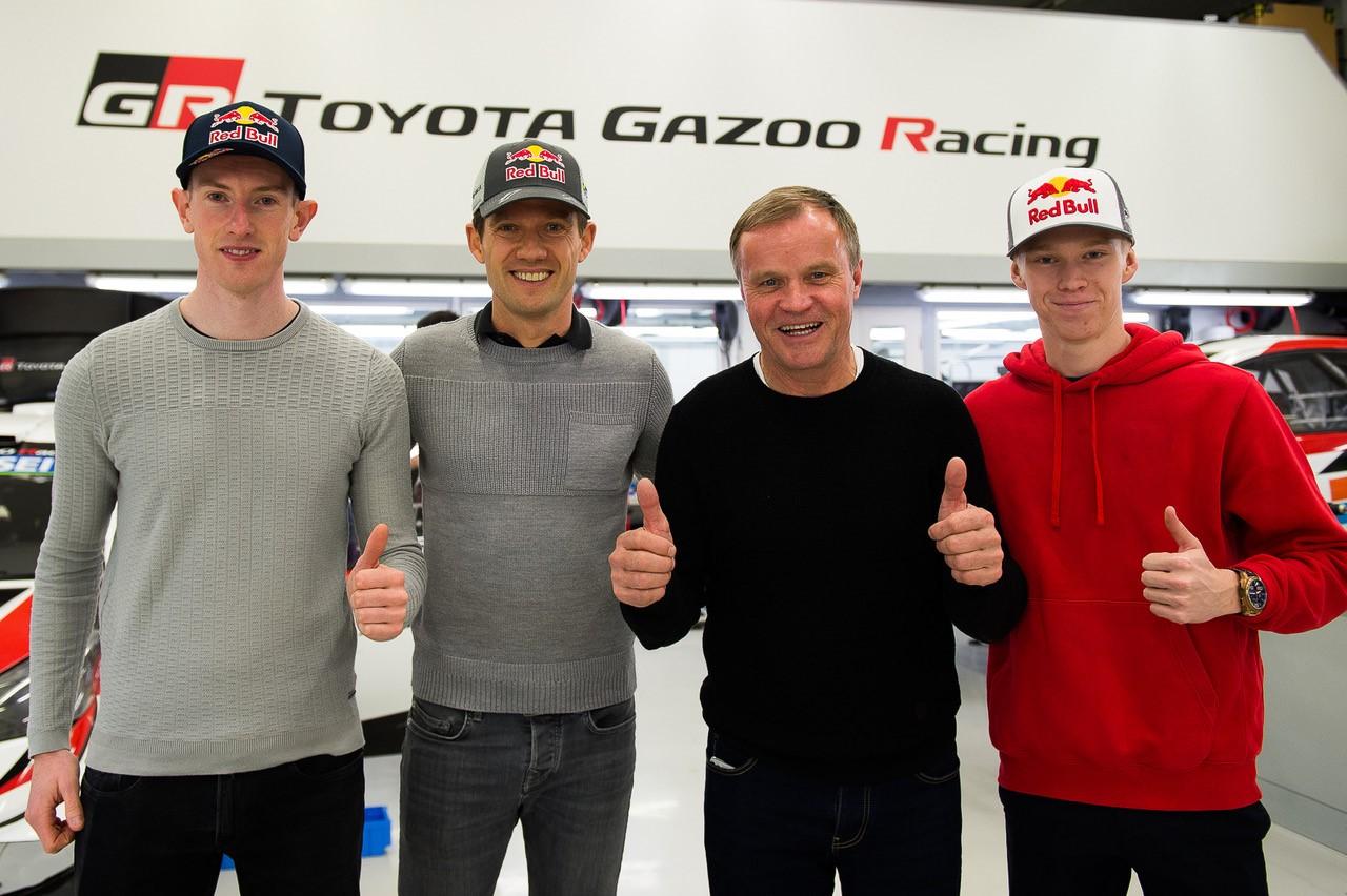 Toyota Gazoo Racing WRT 2020