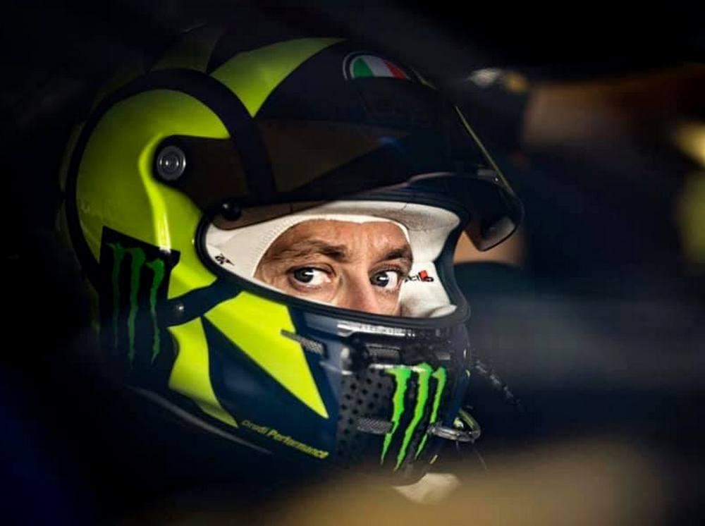 Valentino Rossi - Gulf 12 Hours