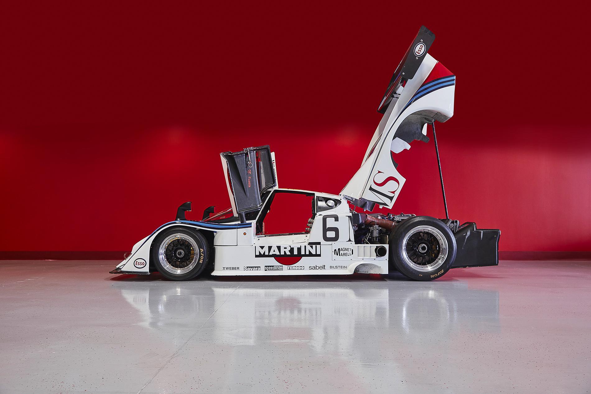 1983 Lancia LC2 Group C