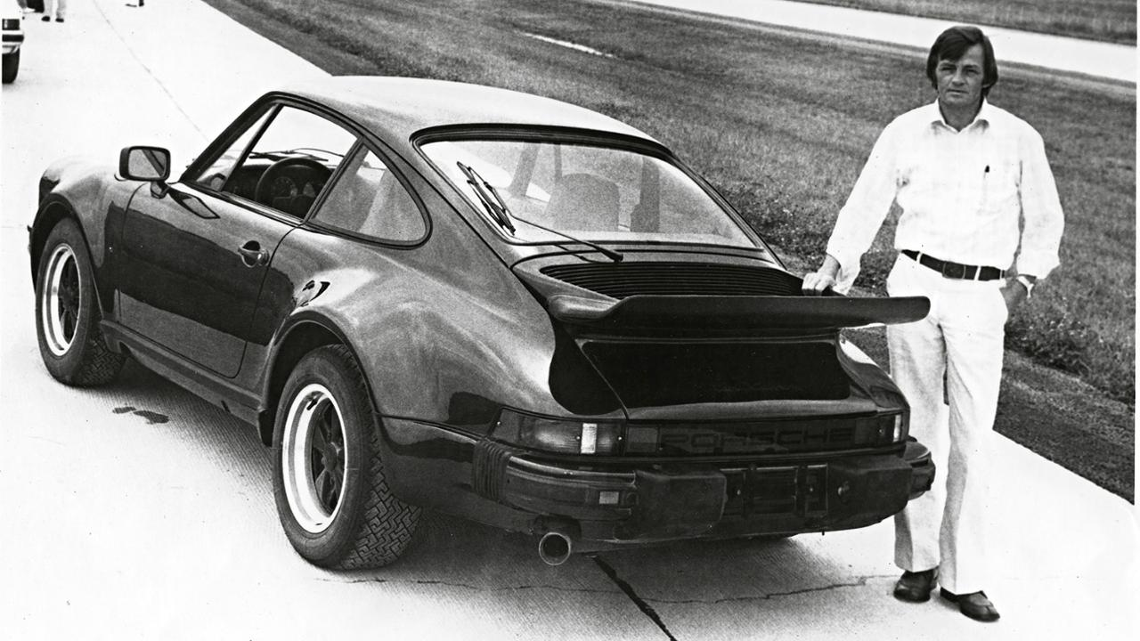 Hans Mezger - Porsche