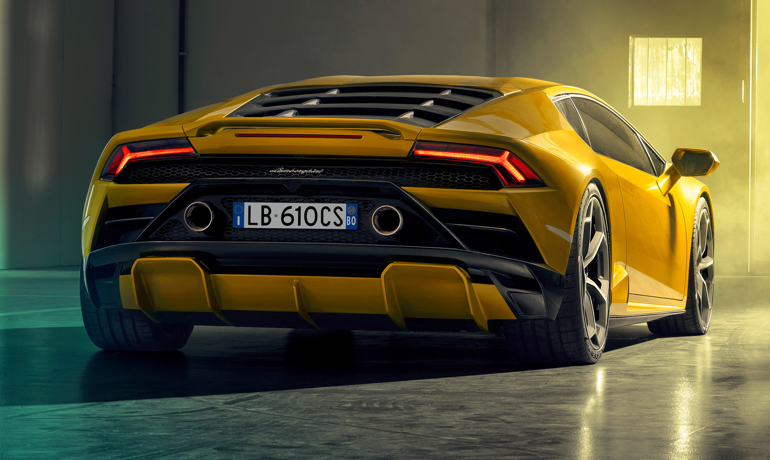 Lamborghini Huracan EVO RWD