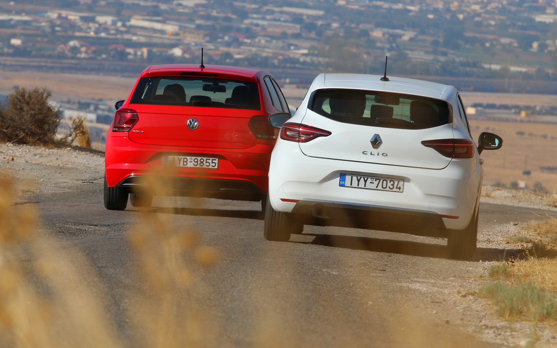Renault Clio 1.0 TCe 100 PS - VW Polo 1.0 TSI 95 PS