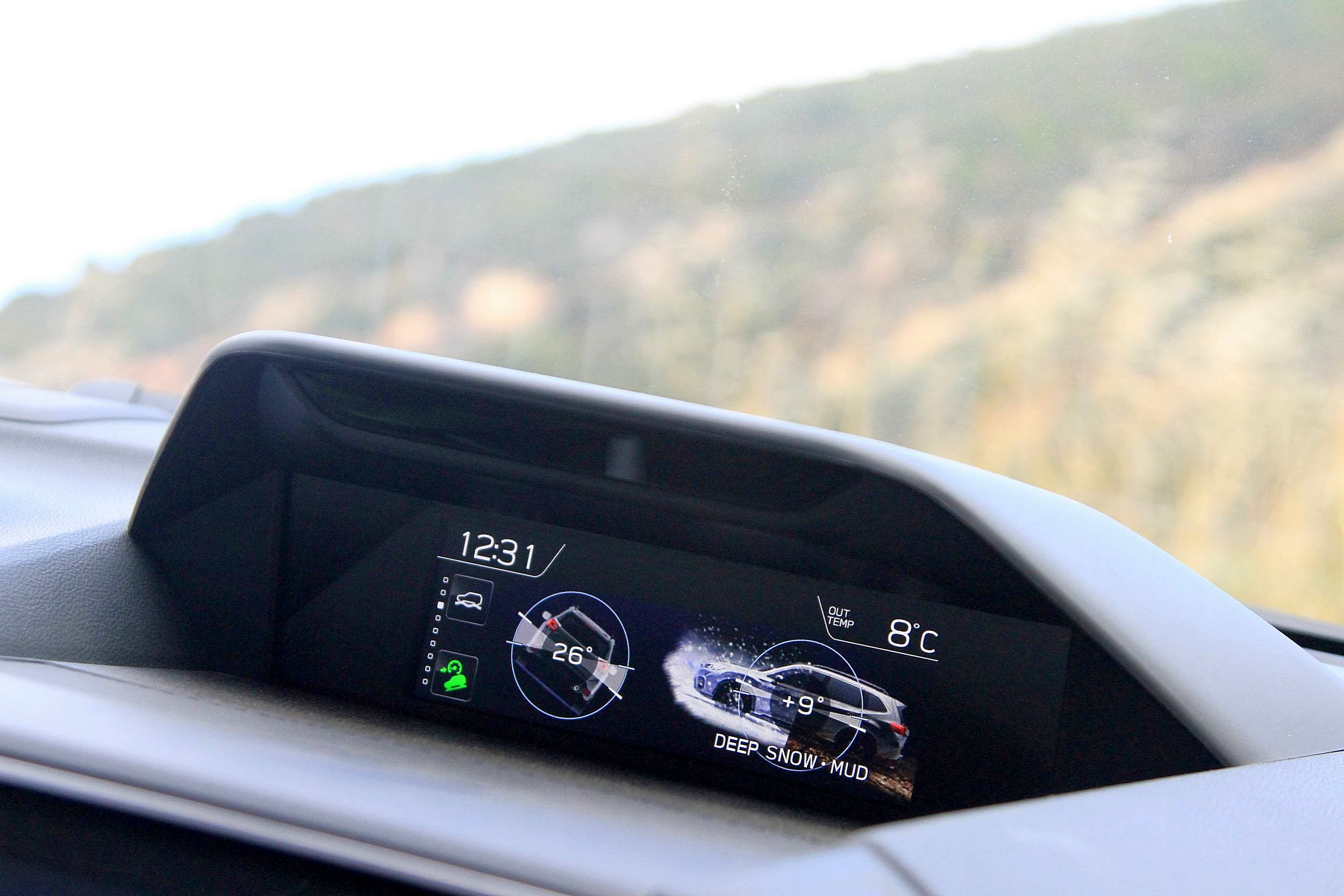 Subaru Forester 2.0 e-BOXER