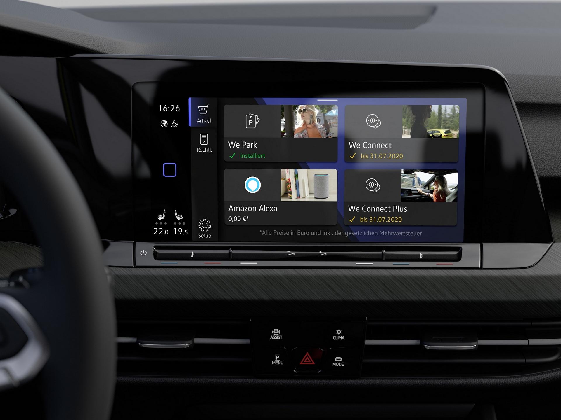 VW Golf - Innovision Cockpit
