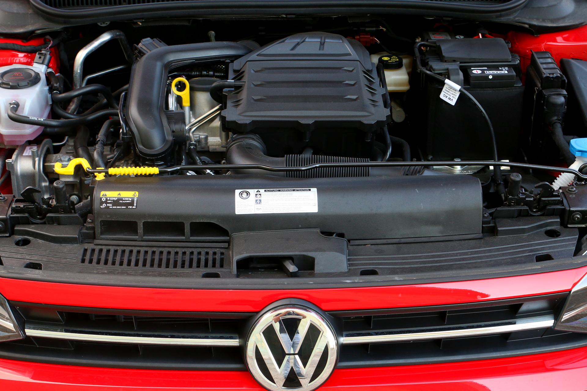 VW Polo 1.0 TSI 95 PS