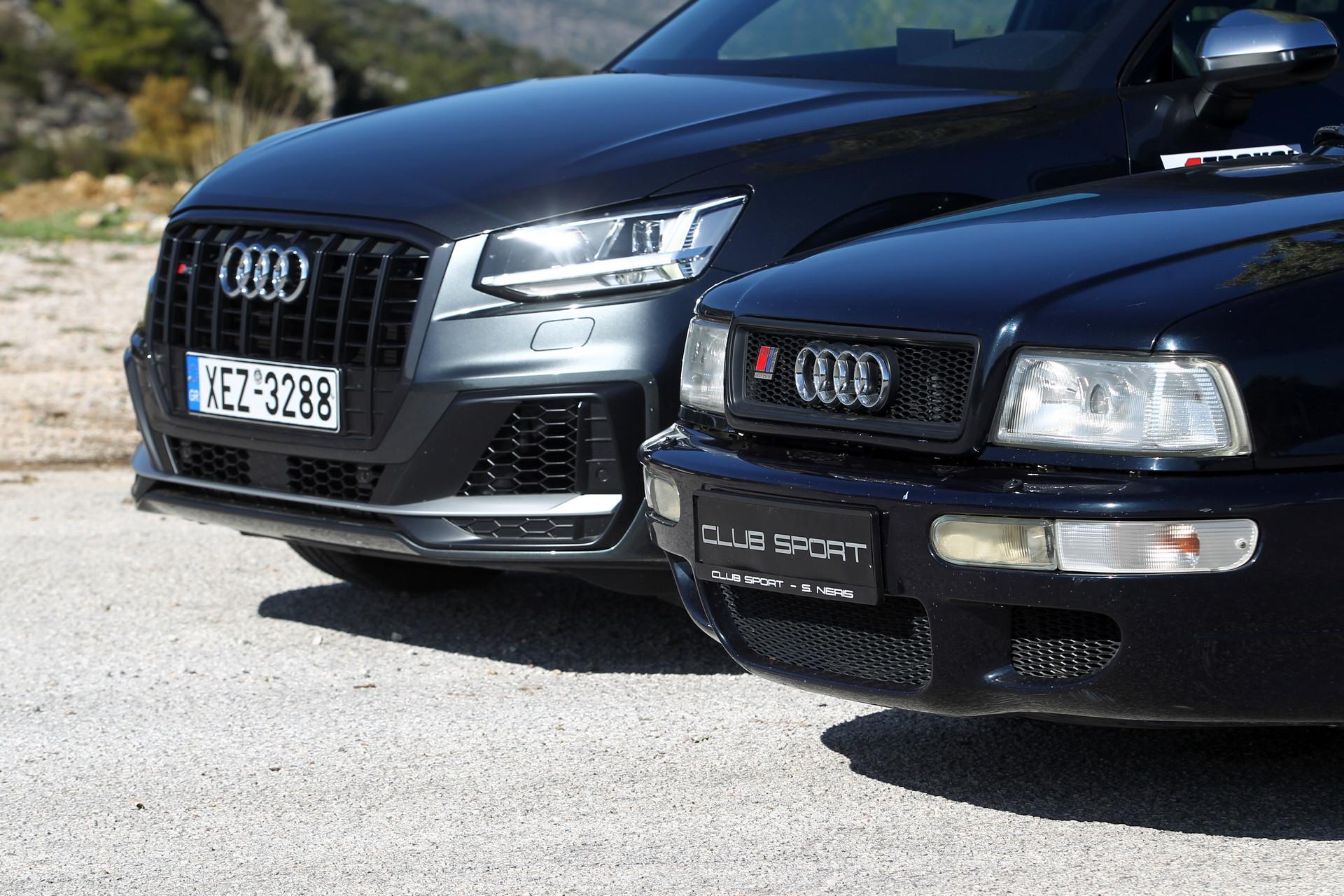 Audi SQ2 - Audi RS2