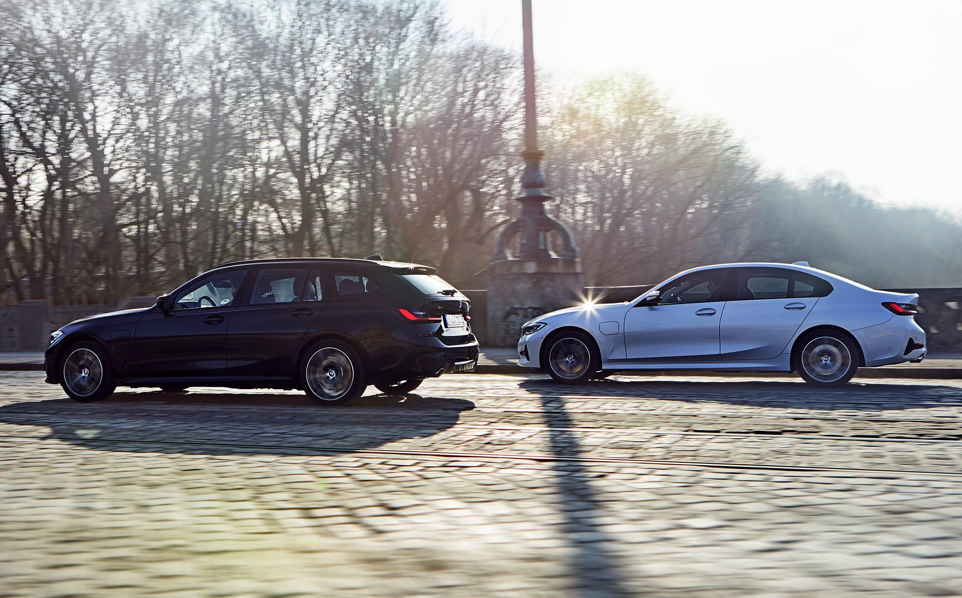BMW 330e Touring xDrive - BMW 330e