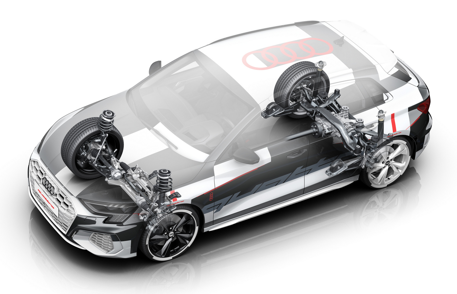 Electronic Stability Control - Audi S3