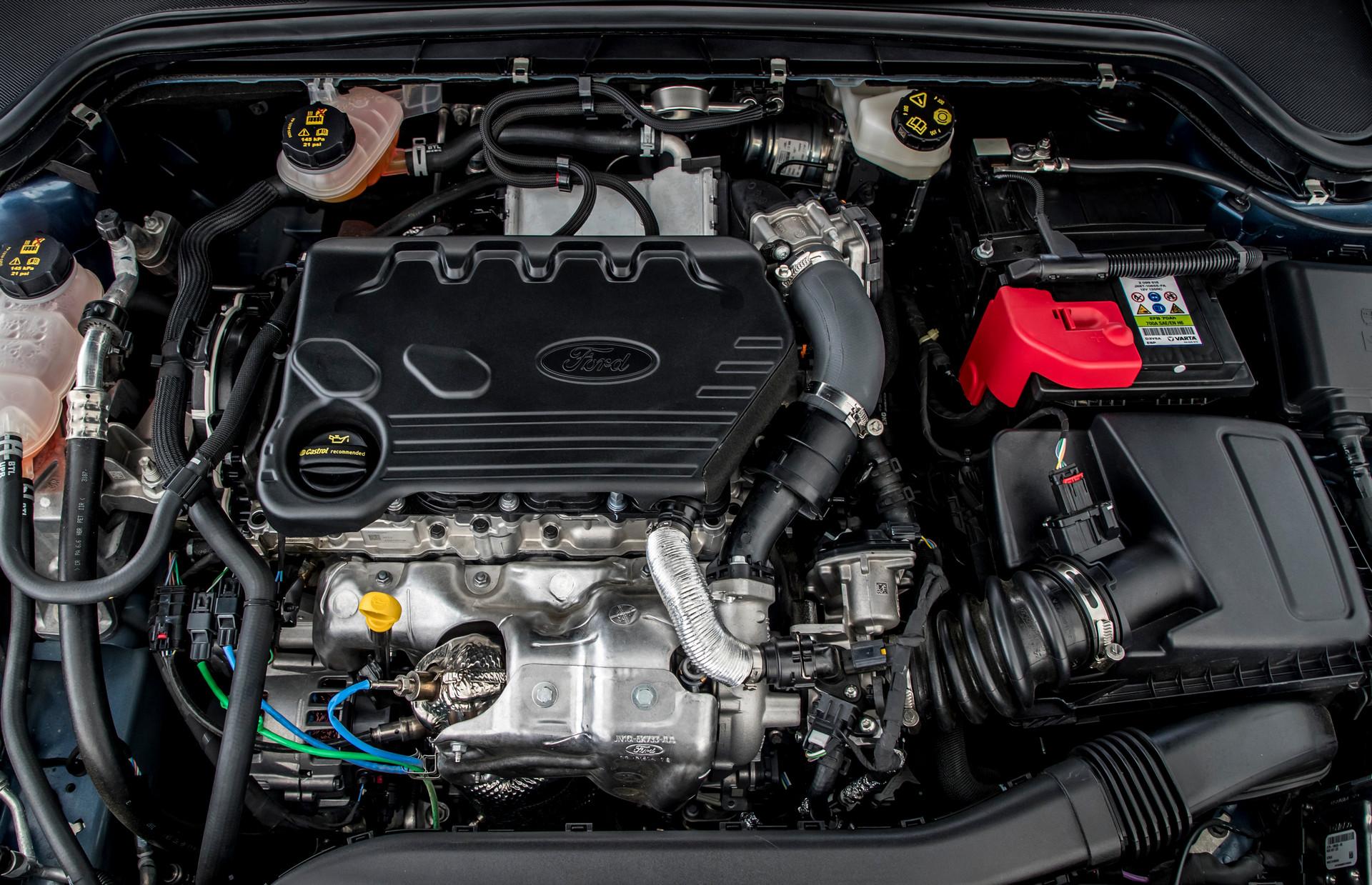 Ford Focus 1.5D ST-Line