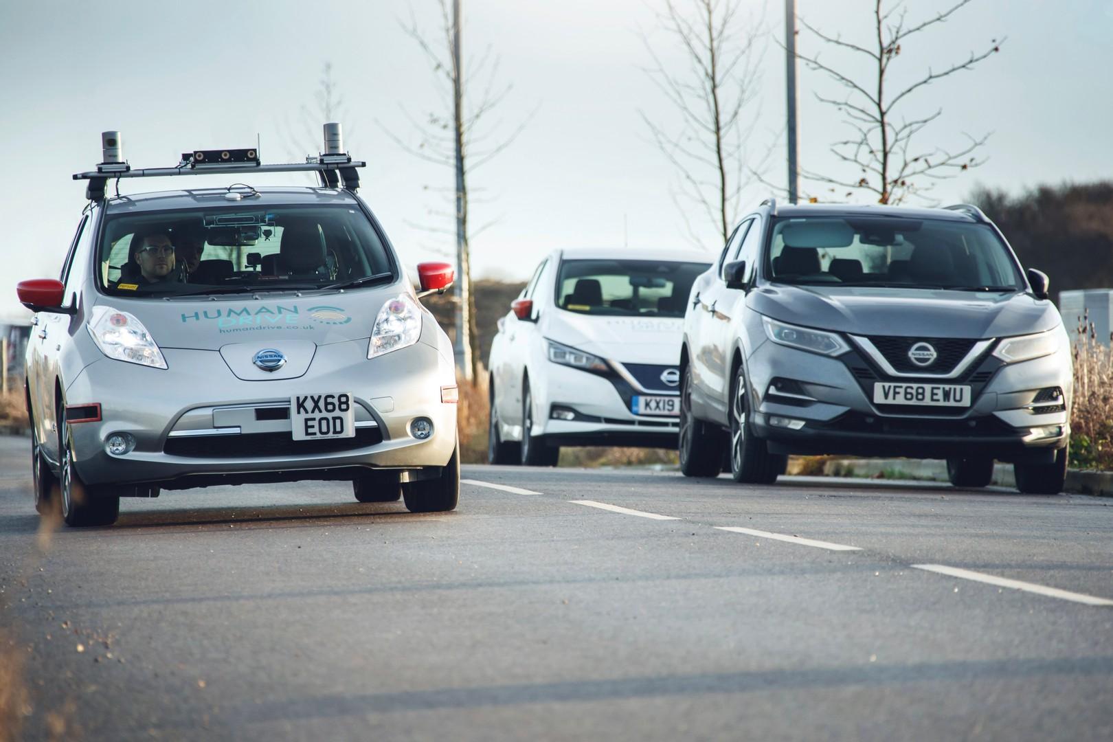 Nissan - HumanDrive