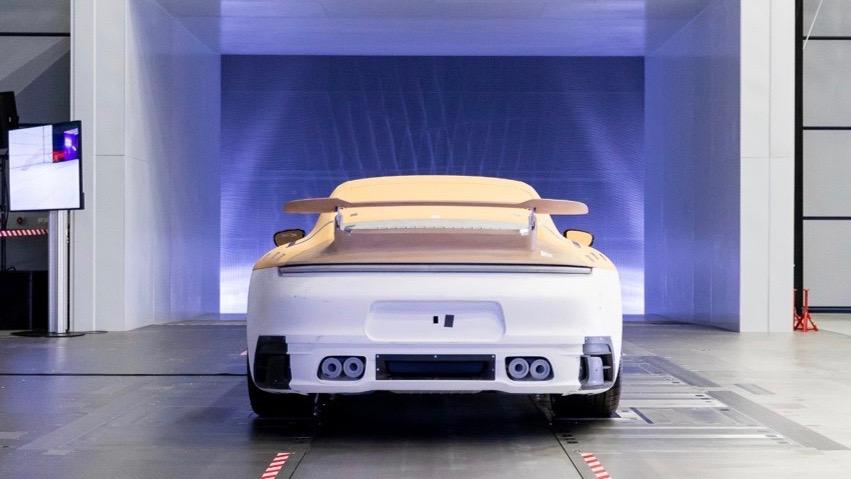 Porsche 911 Coupe SportDesign