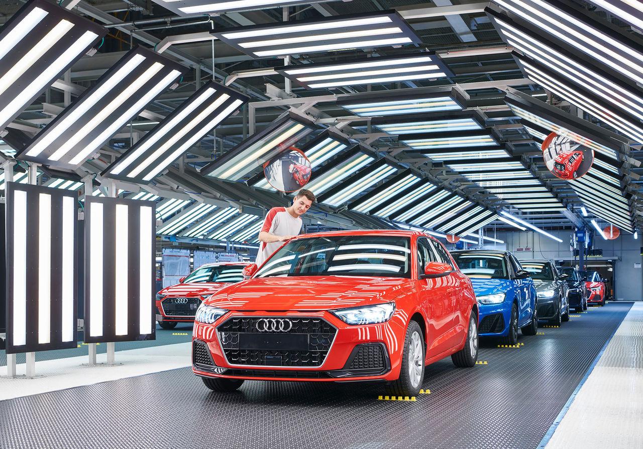 Audi A1 Martorell