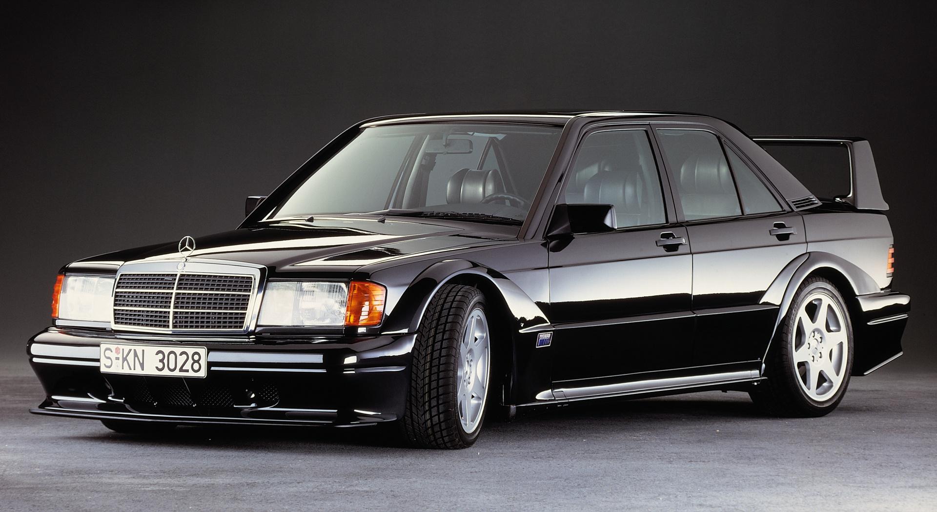 Mercedes 190 E 2.5-16 Evolution II